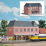 H0 Bahnhof Bad Bentheim
