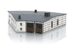 Trix T66340 N  Bausatz Ring-Lokschuppen Rottweil