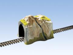 G Tunnel,1-gleisig,gerade