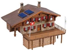 H0 Hochgebirgshütte Moser-Hütte