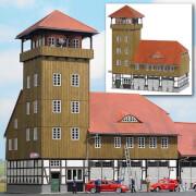 H0-Feuerwehr Schwenningen