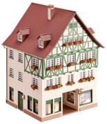 H0 Stadthaus mit Passage