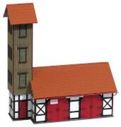 H0 Feuerwehr Ilfeld