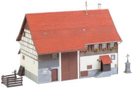 H0 Altes Bauernhaus