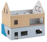 H0 Haus im Bau