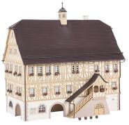 H0 Fachwerkhaus Sindelfingen