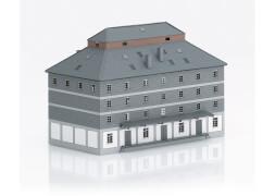 Märklin 72706 H0 Bausatz #Raiffeisen Lagerhaus mit Markt