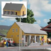 H0 DDR Landwarenhaus