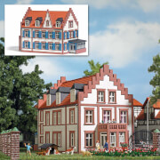 H0 Carl Benz Wohnhaus