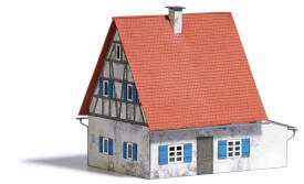 Altes Wohnhaus H0