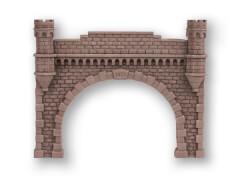 H0 Tunnel-Portal, 2-gleisig, 21,