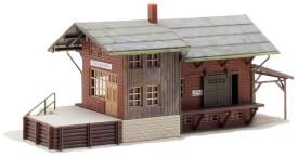 H0 Güterbahnhof
