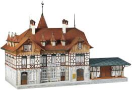 H0 Bahnhof Trossingen