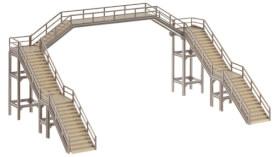H0 Fußgängerbrücke