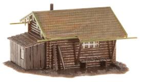 H0 Waldhütte