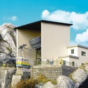 H0 Gebäudebausatz ''Nebelhorn''