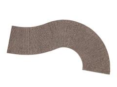 H0 Struktur-Kurve Kopfsteinpflaster