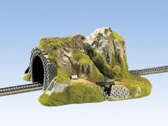 H0-Tunnel 1-gl. gerade