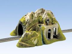 Noch 02220 H0-Tunnel 1-gleisig, gerade