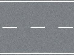 Noch 60709 H0-Landstraße, grau