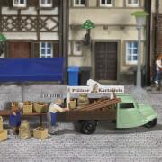M-Welt: Marktstand Kartof. H0