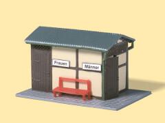 H0 Bahnhofstoilette