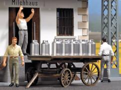 0 Milchkannen