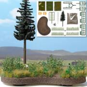 H0 Natur Pur Bodengestaltungs-Set