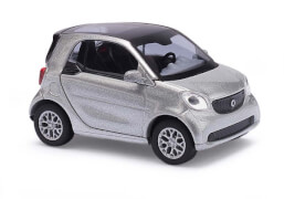 Smart Fortwo 14 CMD silber