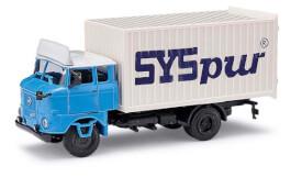 IFA W50 L MK SYSpur