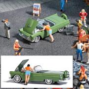 H0 A-Set: Motorshow