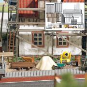 H0 Baustellen-Set