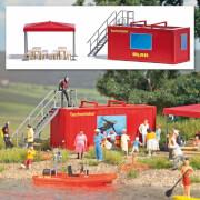 H0 DLRG Tauchcontainer