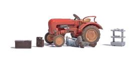 A-Set: Traktorreparatur H0