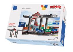 Märklin 72452 H0 Märklin Start up – Containerterminal