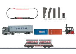 Märklin 78452 H0 Märklin Start up - Themen-Ergänzungspackung Containerlogistik