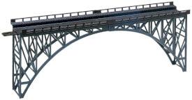H0 Stahlträgerbrücke