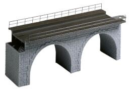 H0 Viadukt-Oberteil