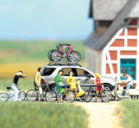 H0 Zweirad-Set