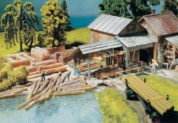 H0 Holz-Sortiment