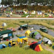 H0 Campingplatz