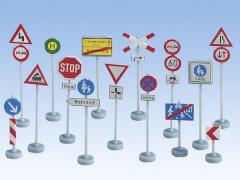 H0-Verkehrszeichen