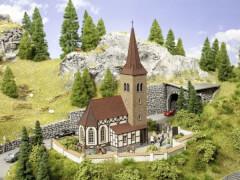 N Kirche St. Georg mit micro-sound Glock
