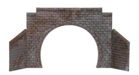 N Tunnelportal zweigleisig