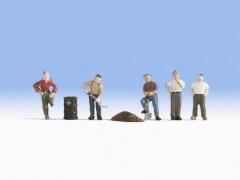 N-Bauarbeiter