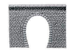 N Tunnelportal Profi, Naturstein Quader
