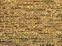 5 Pappen regelmäßiges Mauerwe