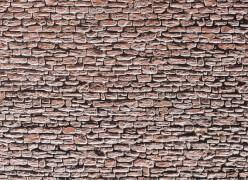H0 Mauerplatte, Naturstein