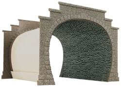 H0 Tunnelröhrenplatte