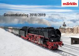 Märklin 15761 Märklin-Katalog 2018/2019